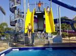 מגלשת המים - בננה ג'אמפ בימית ספארק