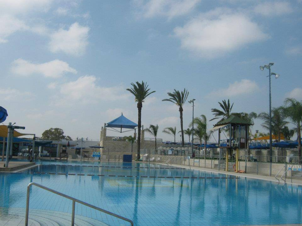 Israel Attractions Yamit Water Park